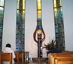 Nocne czuwanie w Kaplicy Adoracji N.S przy Sanktuarium Bożego Miłosierdzia.
