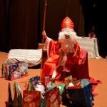 Mikołaj na Oazie Młodzieżowej