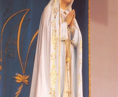 Peregrynacja Matki Bożej Fatimskiej.