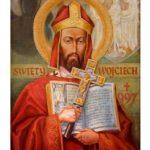 W liturgii Kościoła przypada w poniedziałek (24.04) uroczystość św. Wojciech. Z tej okazji składamy najserdeczniejsze życzenia ks. Wojciechowi. Dziękujemy za Jego kapłańską posługę, a szczególnie za prowadzenie naszej parafialnej gazety.
