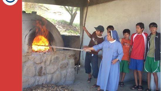 Z wizytą w naszej parafii s. Filomena ze Zgromadzenia Sióstr Służebniczek