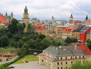 Pielgrzymka do Lublina, Lubartowa, Radecznicy, Krasnobrodu i Zamościa 22-23-24.09.2018