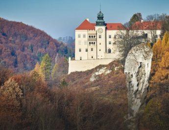 Pielgrzymka jednodniowa 17 listopada (sobota): Miechów – Pieskowa Skała – Grodzisko