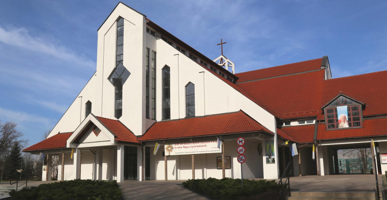 Rzymskokatolicka Parafia św. Józefa w Krakowie na os. Kalinowym