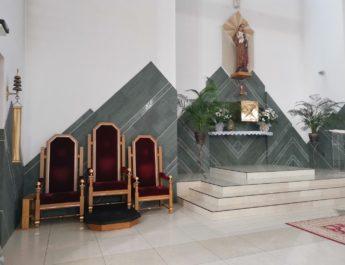 Wizytacja św. Józef HOMILIA – os. Kalinowe 03.10.2019