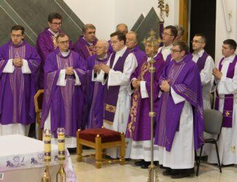 2020.03.03 – Kościół stacyjny z Abp. Jędraszewskim