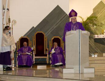 2021.02.23 – Kościół stacyjny z bp. J. Mastalskim