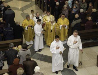 2018.11.25 – Poświęcenie organów – ks. abp. Marek Jędraszewski