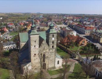 Pielgrzymka do Opatowa, Ćmielowa i Rytwian 8 czerwca 2019r.